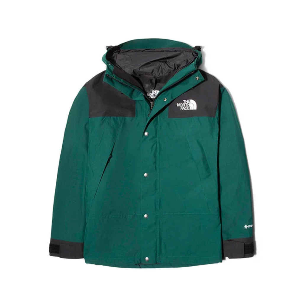 The North Face Men's 1990 Mountain Jacket Gore-Tex Night Green Black