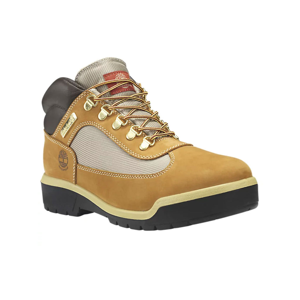 "Timberland Men's Field 6"" Wheat Waterproof Boot - KickzStore"