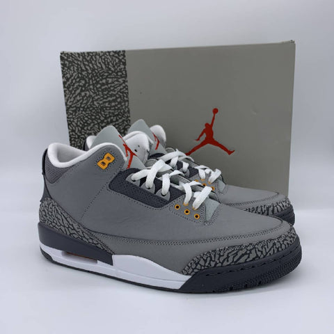 Air Jordan 3 Retro Cool Grey 2021 Release (Pre-Owned)