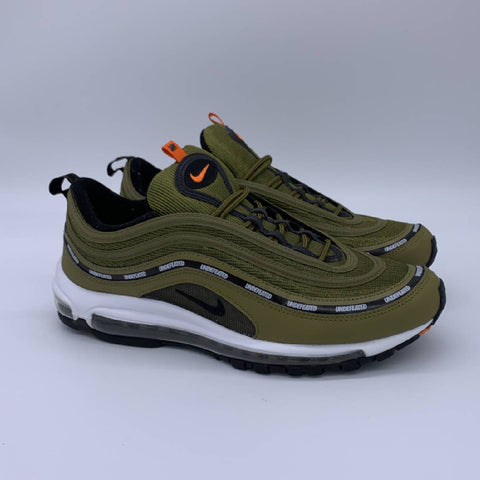 Nike Men's Air Max 97 Militia Green Undefeated UNDFTD (Pre-Owned)