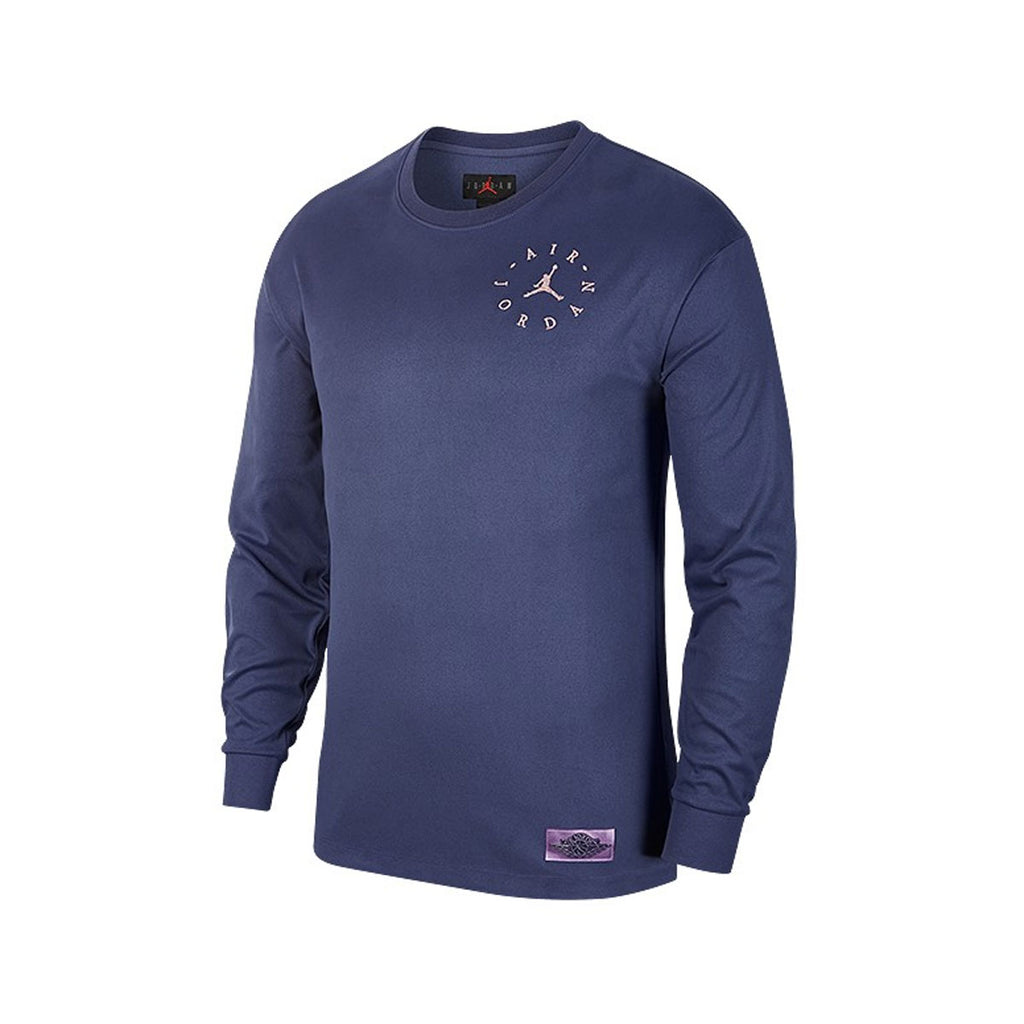 Jordan Men's Remastered Suede Long Sleeve Top