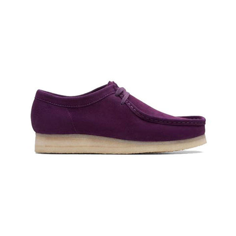 "Clarks Originals Men's Wallabee ""Deep Purple"""