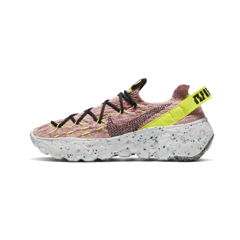 Nike Women's Space Hippie 04  Lemon Venom