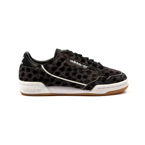 Adidas Originals Continental 80 Black Leopard