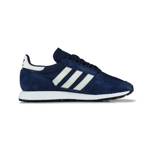 Adidas Men's Forest Grove Collegiate Navy - KickzStore