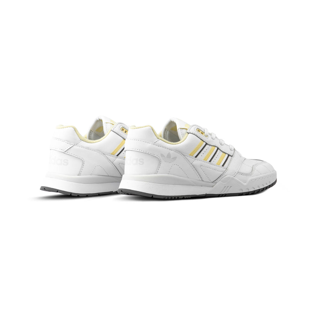 Adidas Men's A.R. Trainer White Easy Yellow - KickzStore