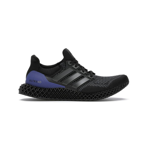 Adidas Men's Ultra4D Black Purple Ultraboost OG