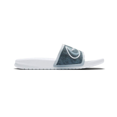 Nike Women's Benassi LX JDI Just Do It Luminous Green