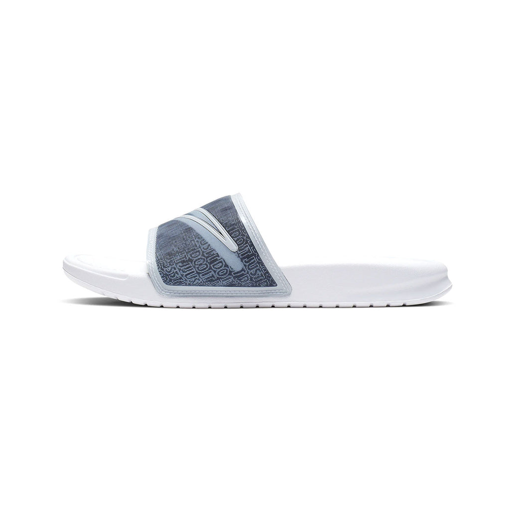 Nike Women's Benassi LX JDI Just Do It Luminous Green - KickzStore