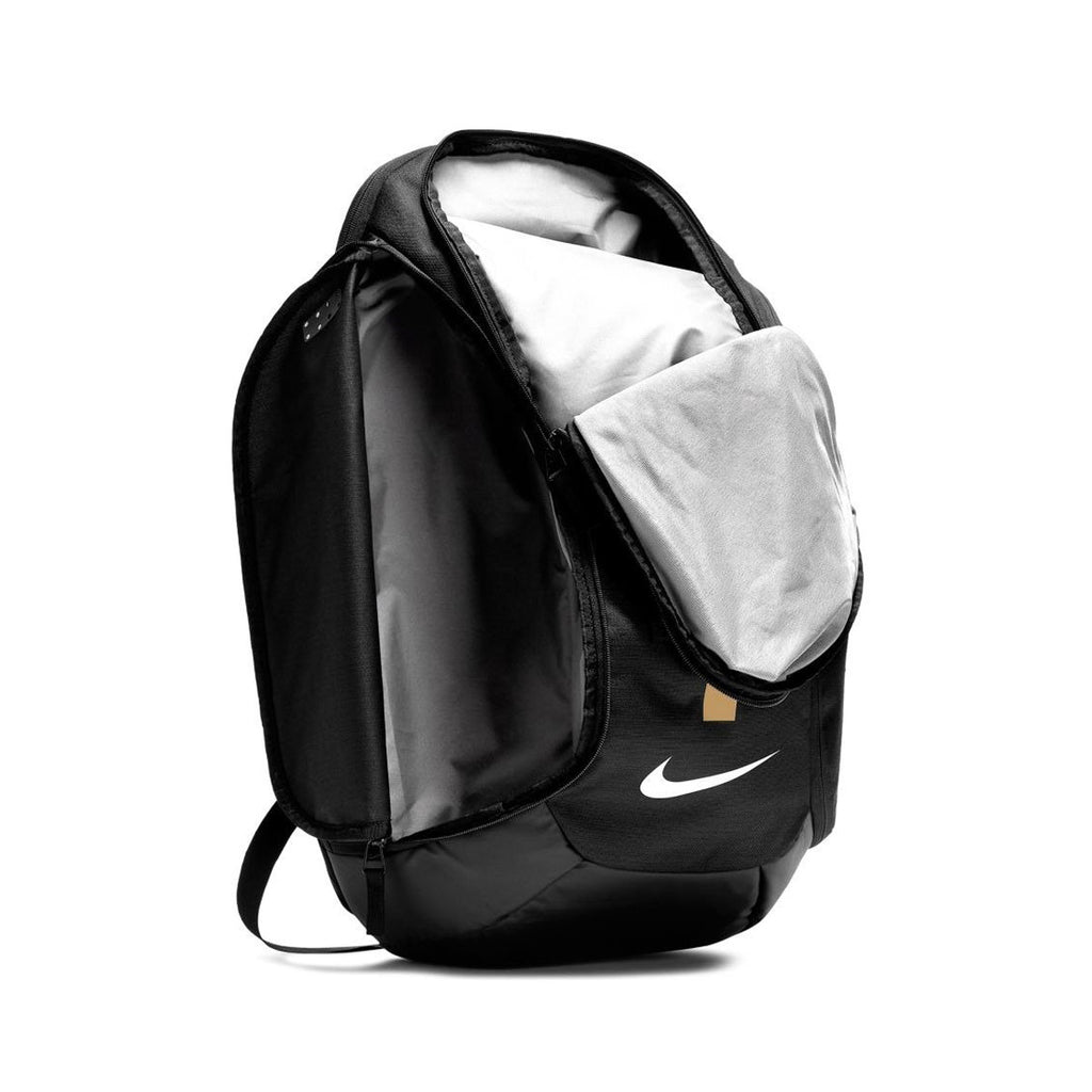 Nike Hoops Elite Pro Backpack Black Gold - KickzStore