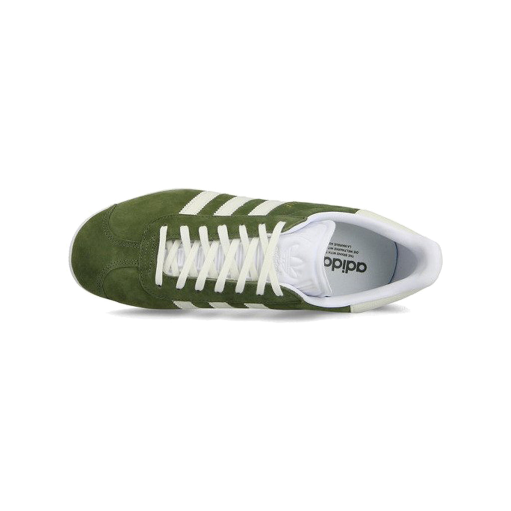 Adidas Men's Originals Gazelle Base Green - KickzStore