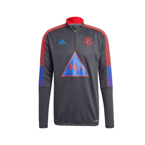 Adidas x Pharrell Williams Manchester United HU Training Top - KickzStore