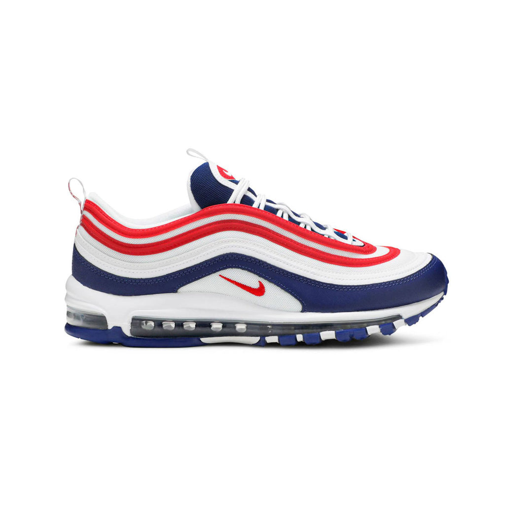 Nike Men's Air Max 97 USA (2020) White Red Blue - KickzStore