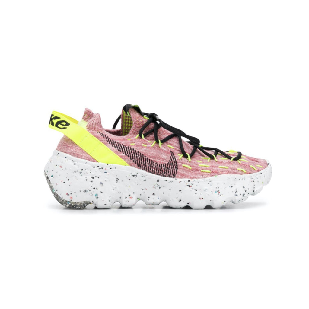 Nike Women's Space Hippie 04  Lemon Venom - KickzStore
