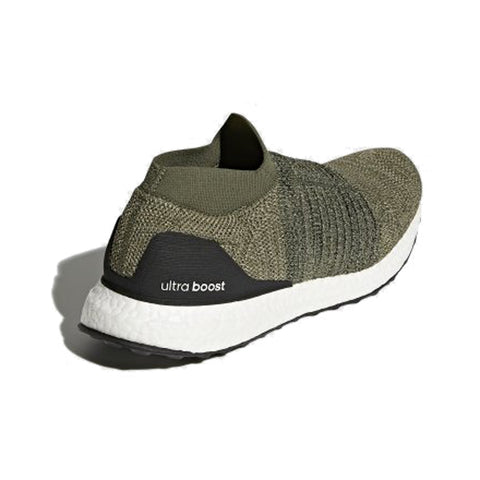Adidas Men's Ultra Boost Laceless Trace Cargo