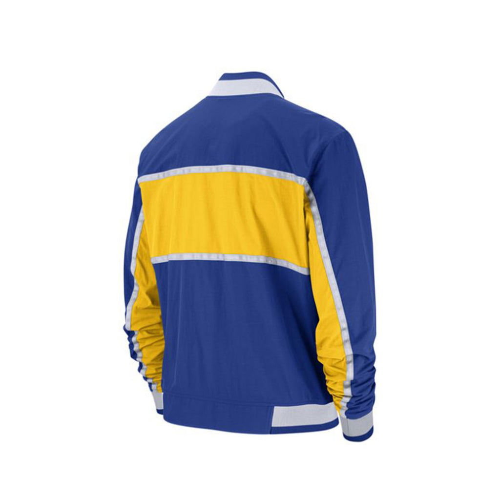 Men's Nike NBA Golden State Warriors Courtside Jacket