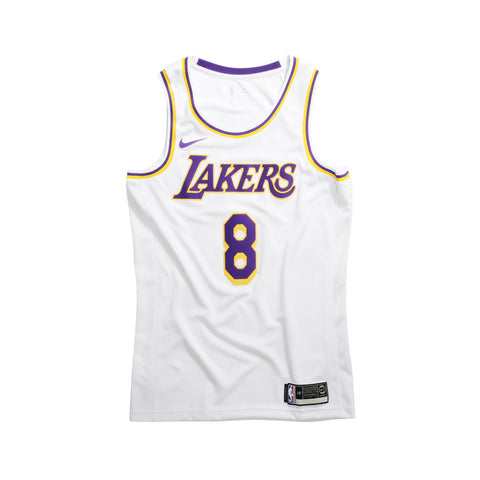 Nike NBA Lakers Home Kobe Swingman Jersey - KickzStore
