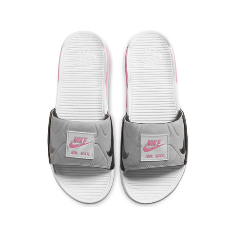 Nike Women's Air Max 90 Slides White Rose