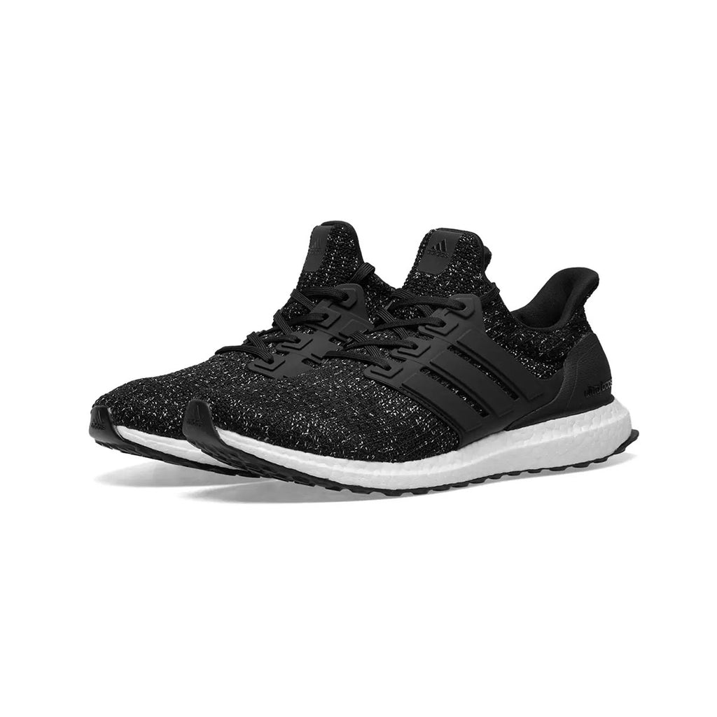 Adidas Men's Ultra Boost 4.0 Black White Speckle