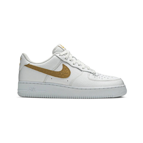Nike Men's Air Force 1 Low Pony Hair Snakeskin