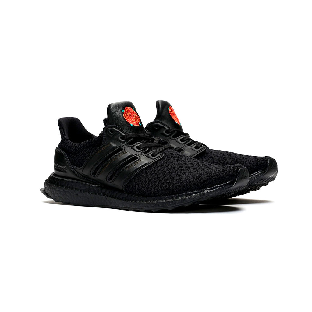 "Adidas Men's Ultraboost OG ""Manchester United"" Rose"