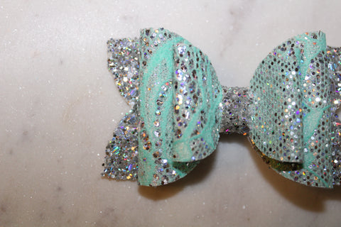 Mint Disco Lace