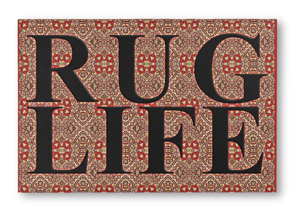 Rug Life - punmug - more than just mugs