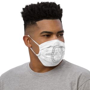 Mouth Enthusiast Face Mask