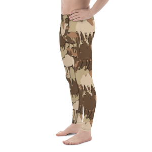 CamelFlage Men's Leggings