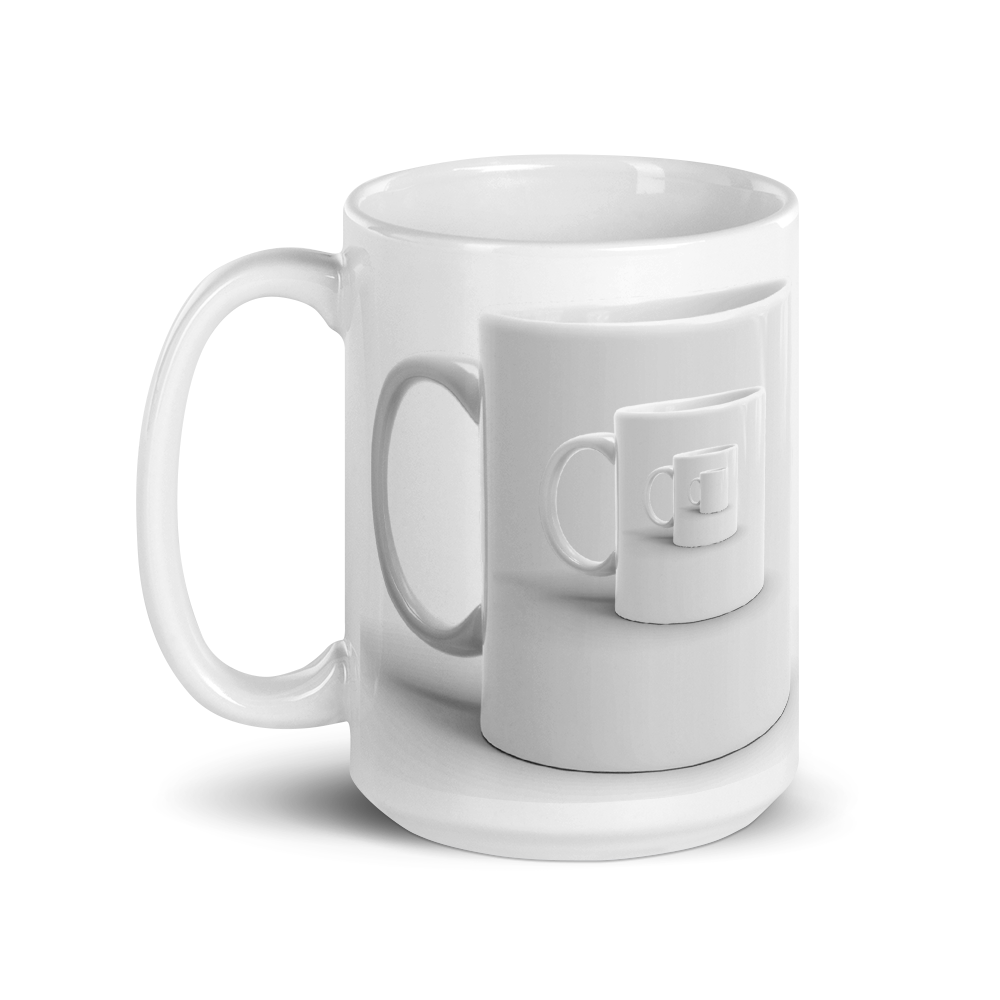 Infinity Mug - punmug - more than just mugs