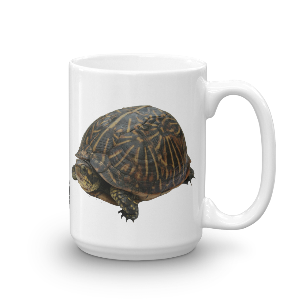 Two Turtle Mug - punmug - more than just mugs