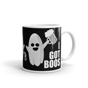 I Got Boos Mug - punmug - more than just mugs