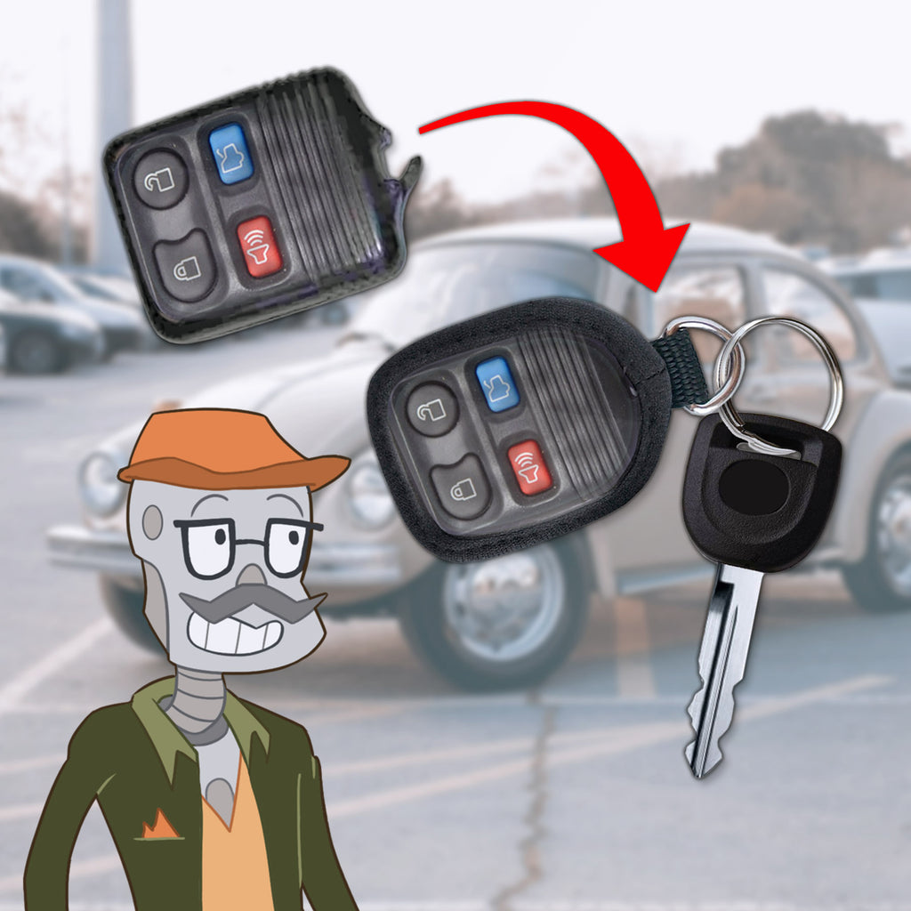 Problem Solved: The Easiest Way to Repair Your Car Remote