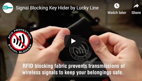 Signal Blocking Key Fob Protector