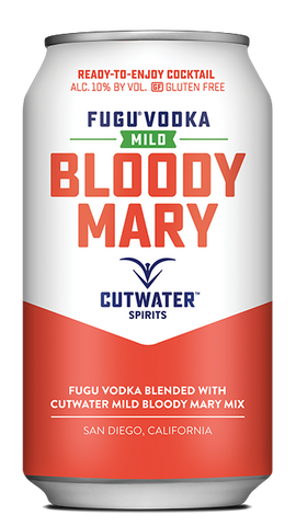cutwater spirits bloody mary mild