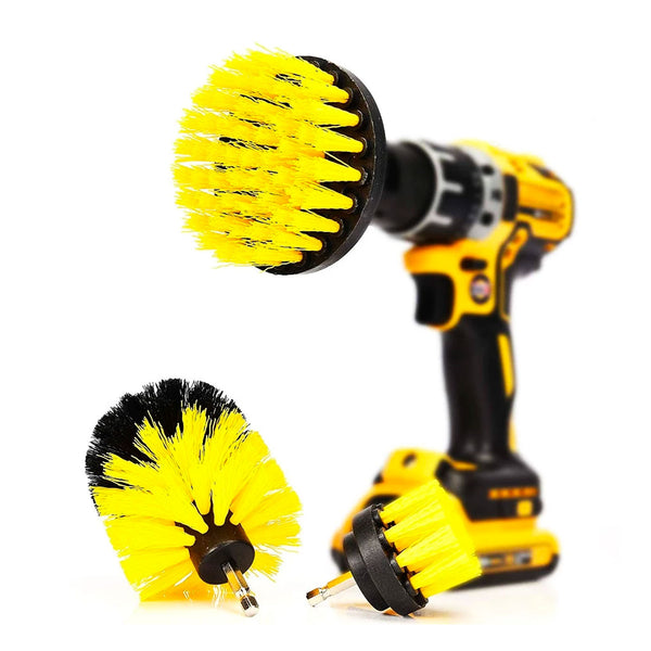 drill brush power scrubber gift for men