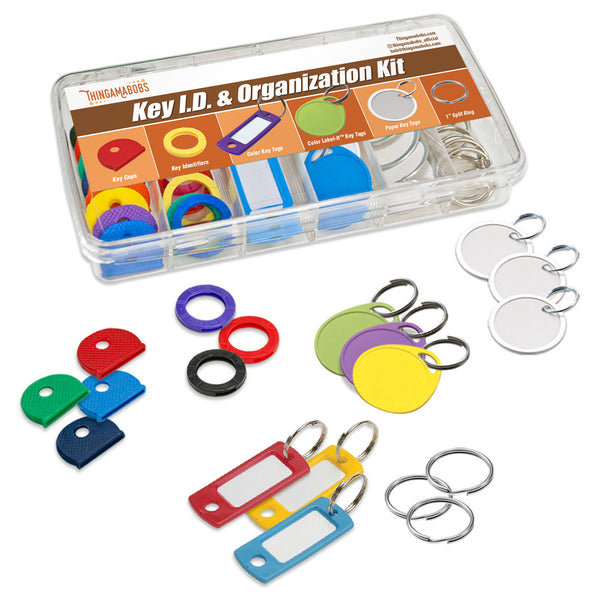 Key Identifier & Organization Kit