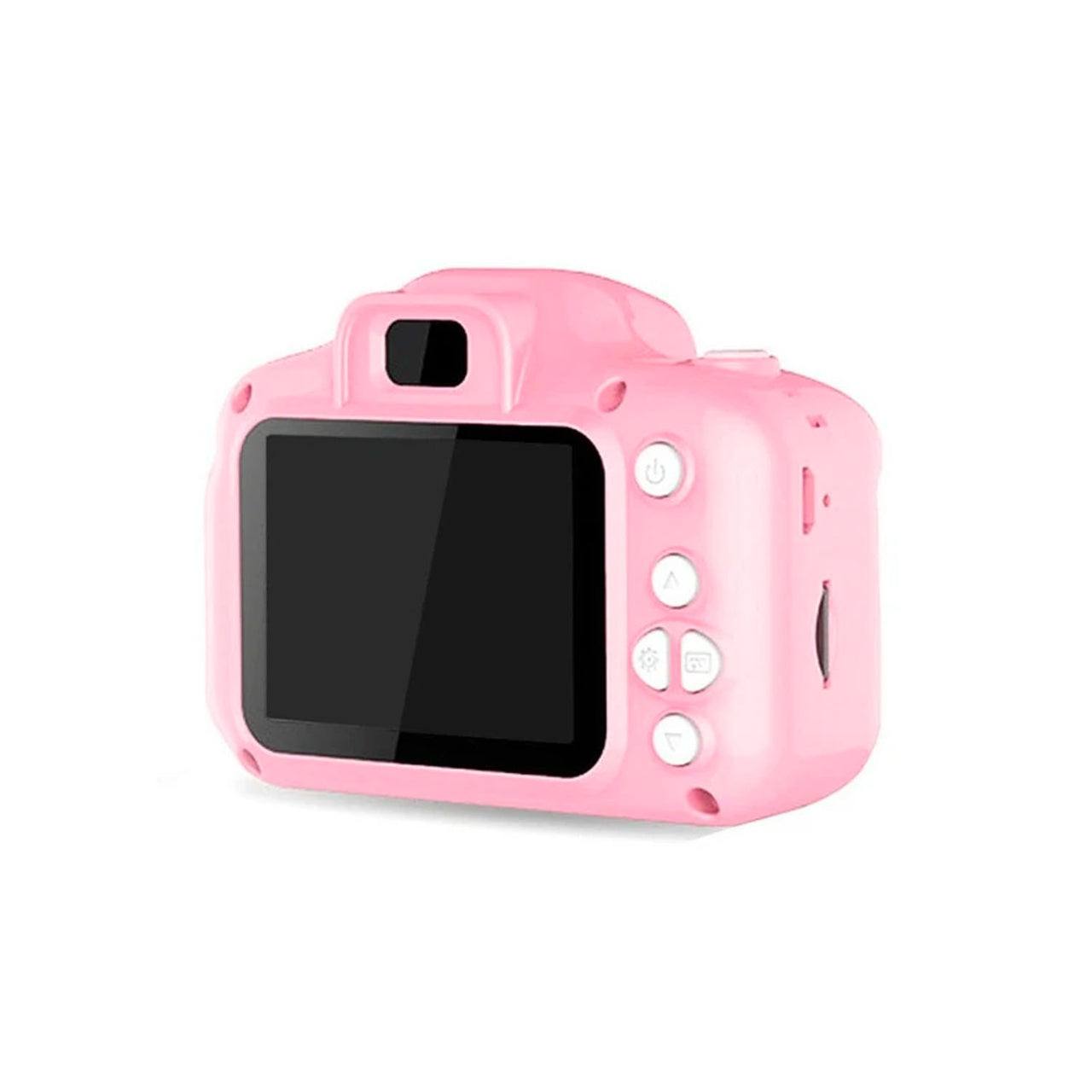 A real camera made to fit the hands of kids