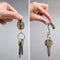 purse clip keychain to organize your keys in your handbag
