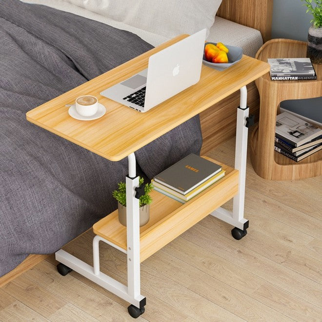 Portable Laptop Table With Adjustable Height