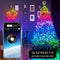 String Christmas Lights with Bluetooth App Control