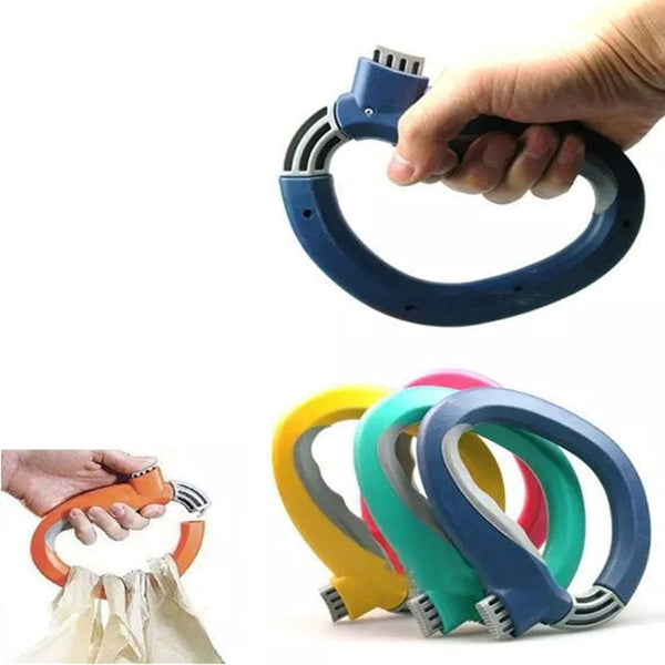 Shopping Bag Holder Clip