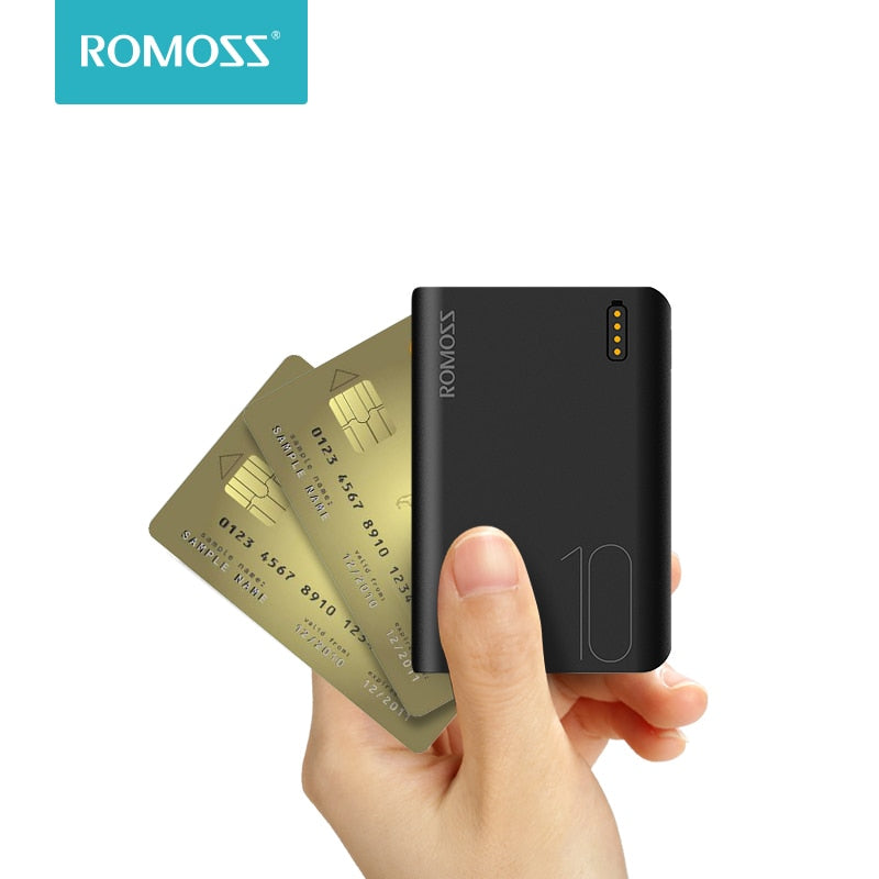 Romoss Mini Power Bank 10000mAh