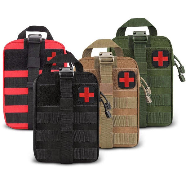Outdoor First Aid Backpack