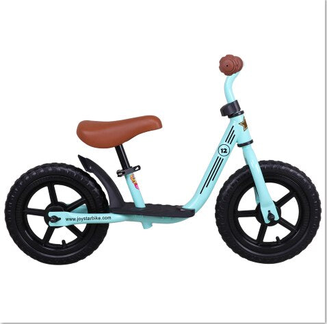 Joystar Learn-to-Ride Kids Balance Bike w/ Footrest