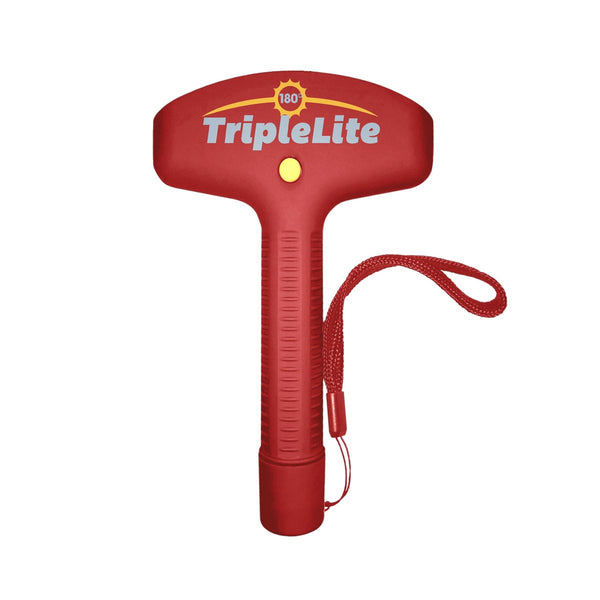 triplelite safety flashlight mid t