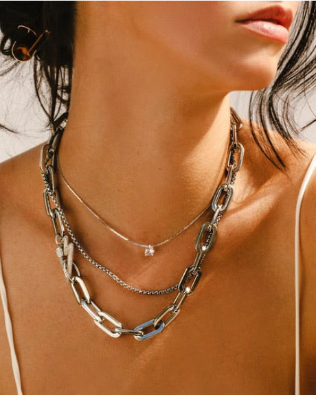 SHINE NECKLACE SET