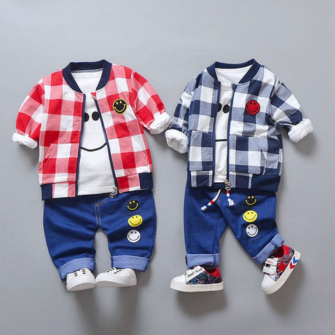 Casual cotton set