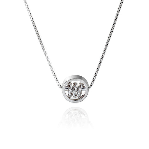 Sterling Silver Petite Necklace