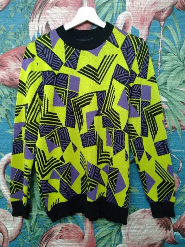 Lines Man Sweater